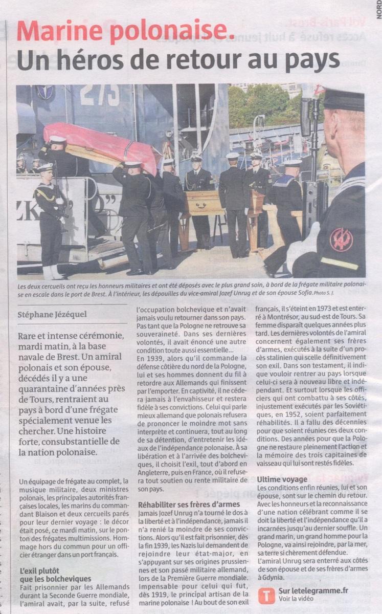 [Les ports militaires de métropole] Port de BREST - TOME 2 - Page 38 Momo250