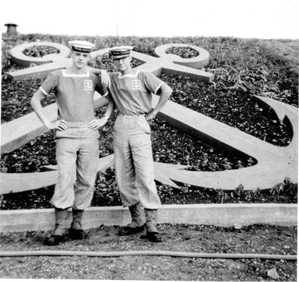 [Votre passage au C.F.M.] CFM Hourtin Juin 1967 Momo278