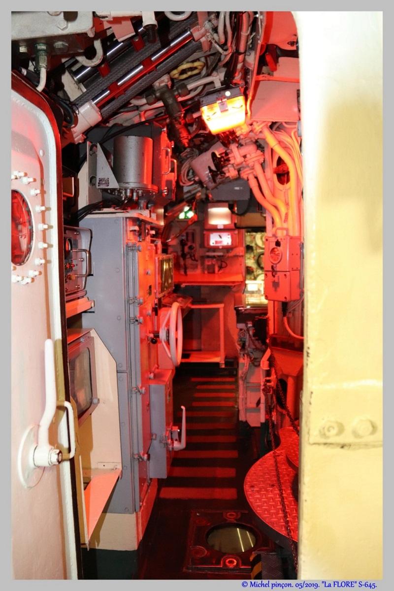 [Les Musées en rapport avec la Marine] Sous-Marin  Flore - Page 19 Momo410