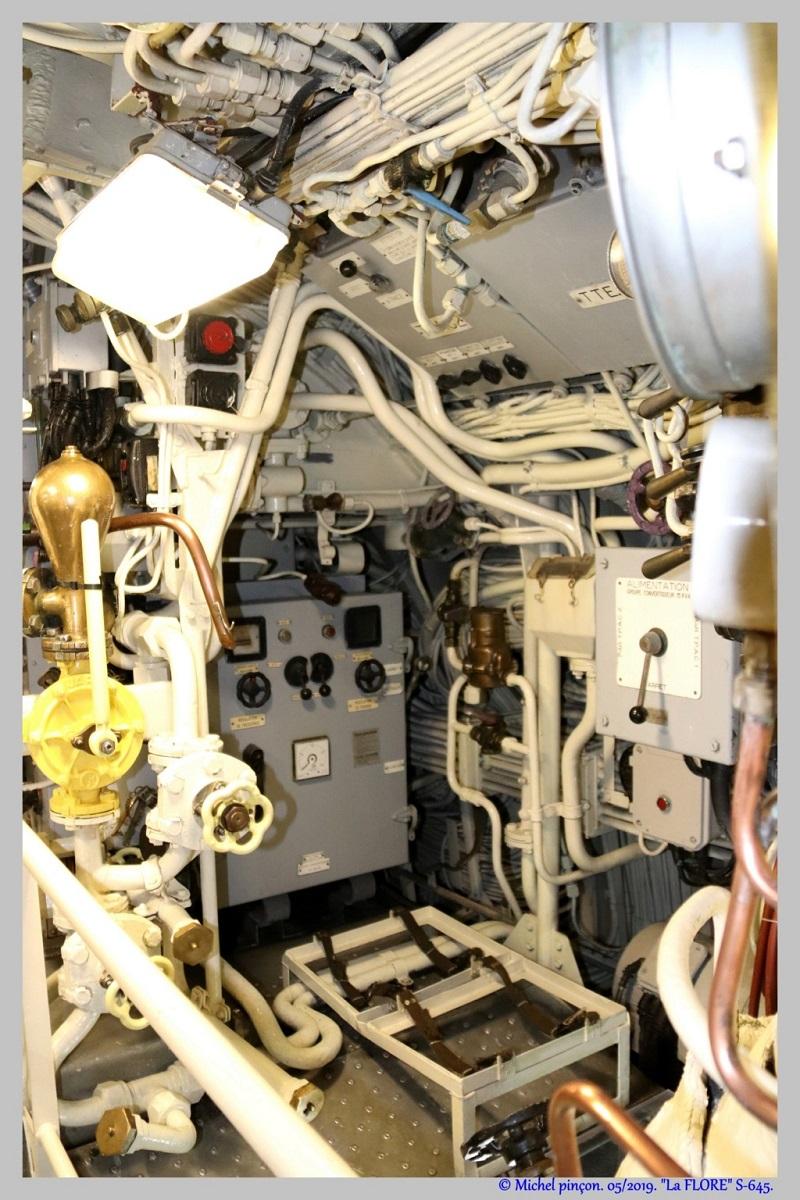 [Les Musées en rapport avec la Marine] Sous-Marin  Flore - Page 19 Momo710