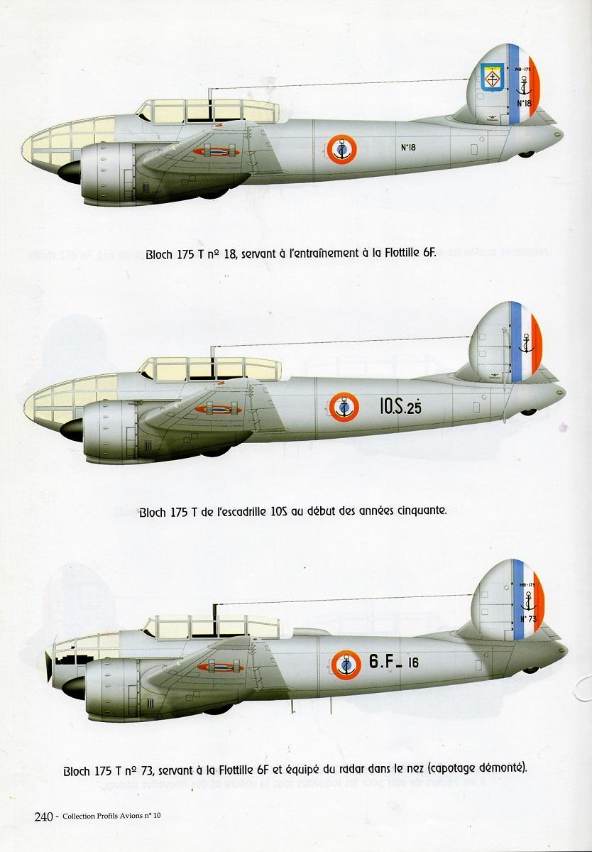 [Les anciens avions de l'aéro] Bloch / SNCASO  MB175-T Momo82