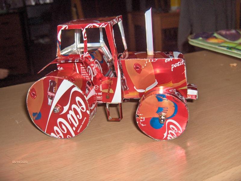 Un tracteur ... Hpim3816