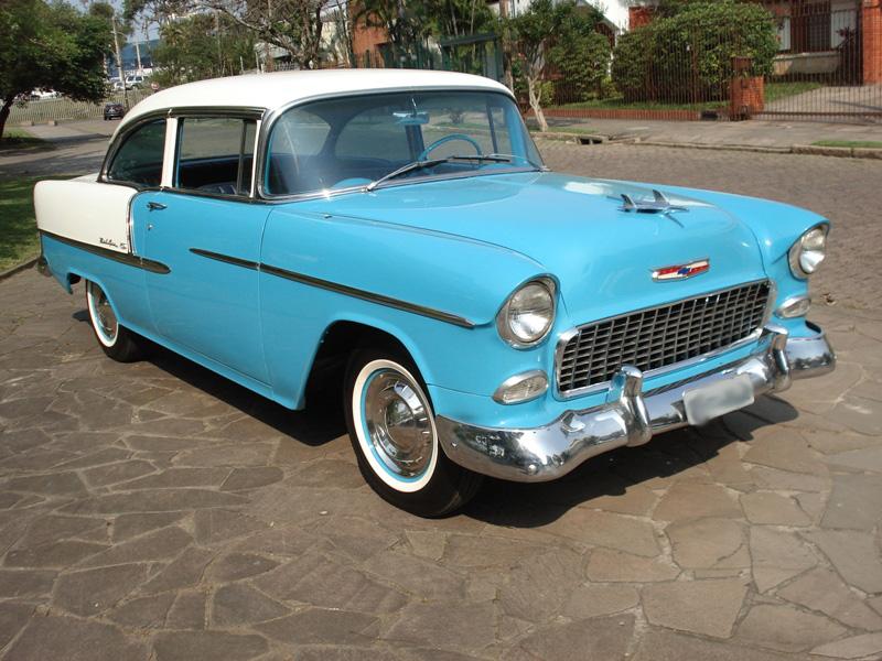 Chevy 1955 - Bel Air e outros 112