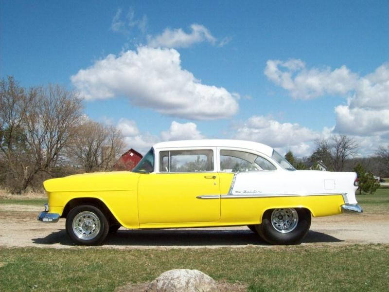 Chevy 1955 - Bel Air e outros 1_1010