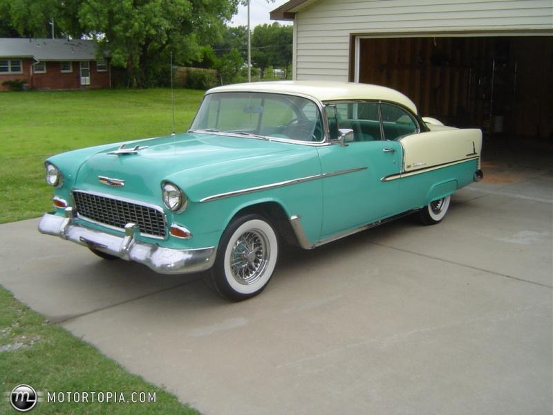 Chevy 1955 - Bel Air e outros 1_110