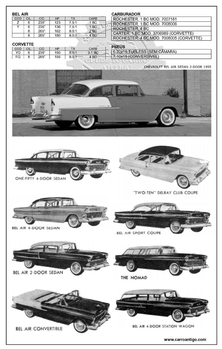 Chevy 1955 - Bel Air e outros 1_1710