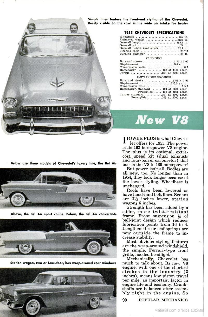 Chevy 1955 - Bel Air e outros 1_1810
