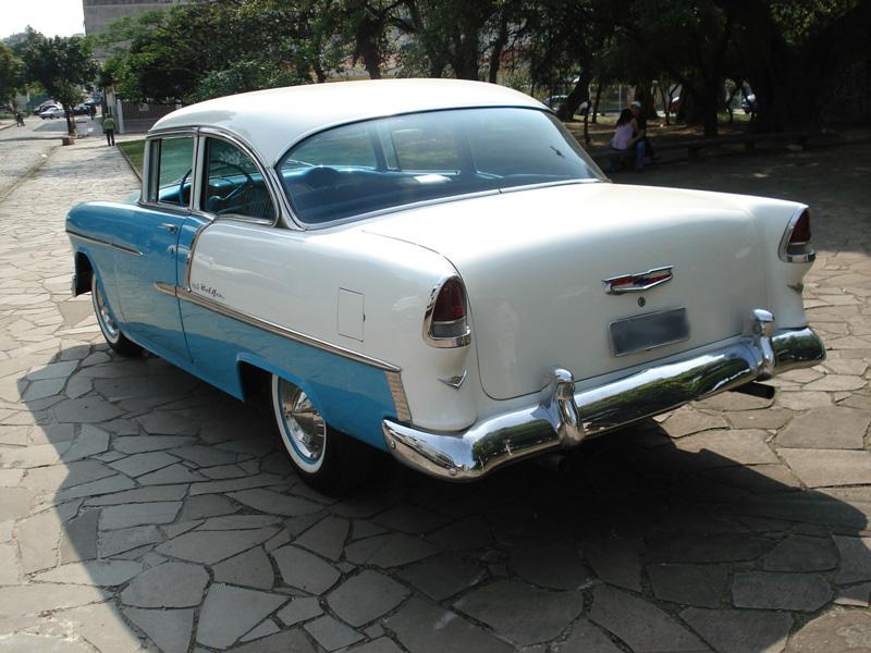 Chevy 1955 - Bel Air e outros 1_211
