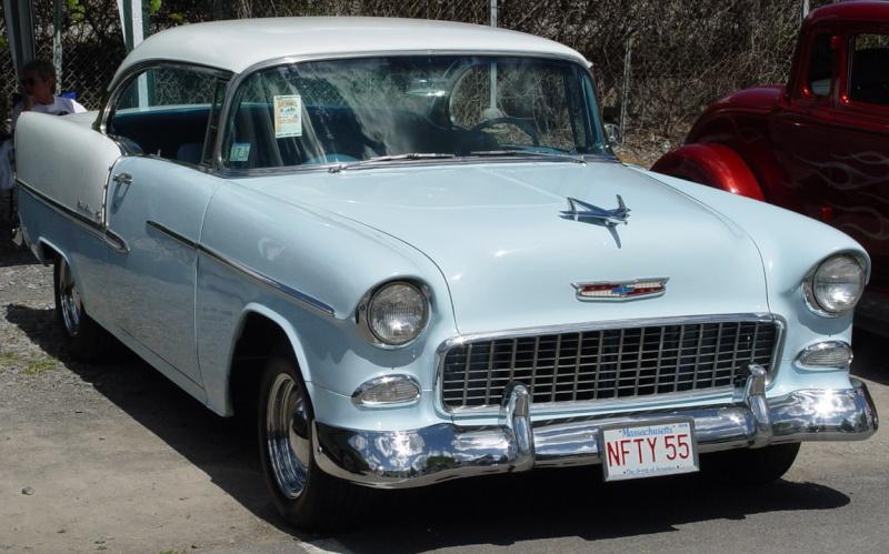 Chevy 1955 - Bel Air e outros 1_810