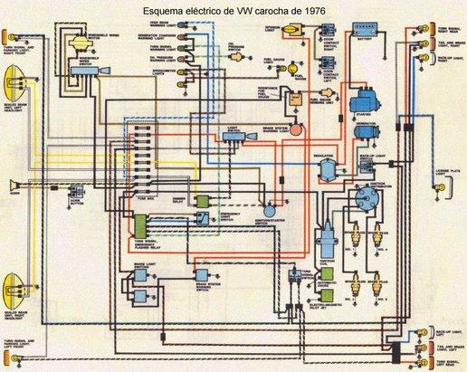 VW Fusca - Material Técnico & Afins Ft_11010