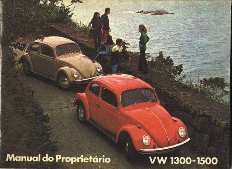 VW Fusca - Material Técnico & Afins Ft_4010