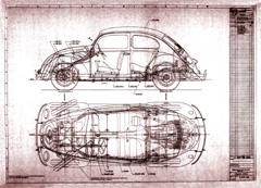 VW Fusca - Material Técnico & Afins Ft_610