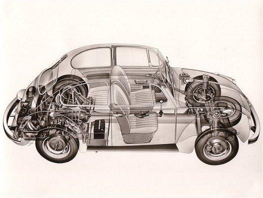 VW Fusca - Material Técnico & Afins Ft_6910