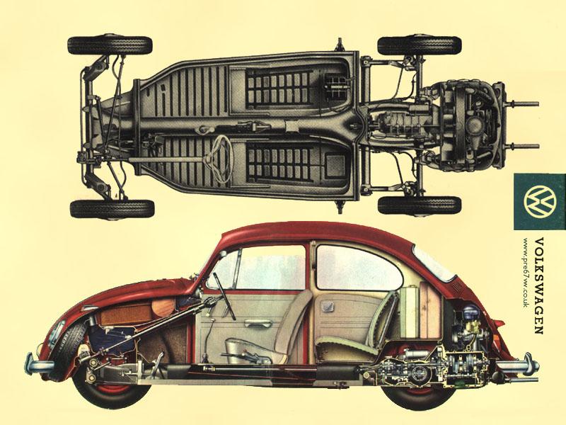 VW Fusca - Material Técnico & Afins Ft_7010