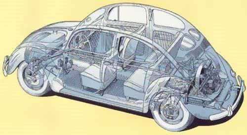 VW Fusca - Material Técnico & Afins Ft_7310