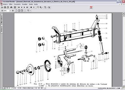 VW Fusca - Material Técnico & Afins Ft_9610