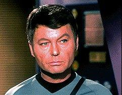 Quel personnage de Star Trek êtes vous ? - Page 2 Mccoy10