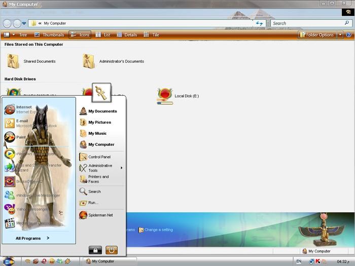 الويندوز الجديد و الجميل للغايه ويندوز الفراعنه Pharaonic XP 6_66010