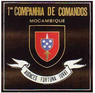 """1ª Companhia de Comandos de Moçambique-""""Escorpiões"""" 1a10"""