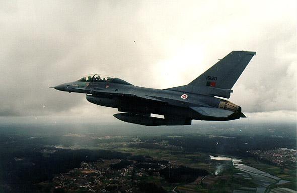 """Esquadra 201 """"Falcões"""" F16-2410"""