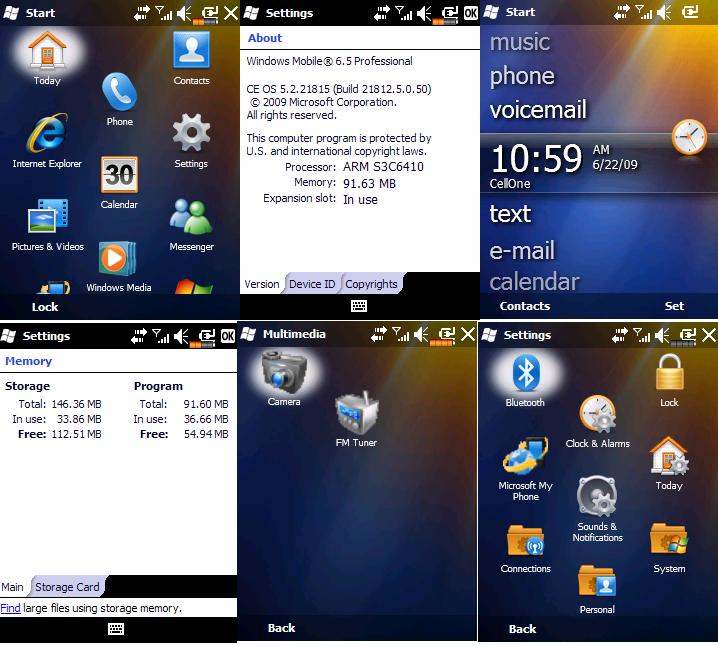 Preview WM 6.5 Dx65010