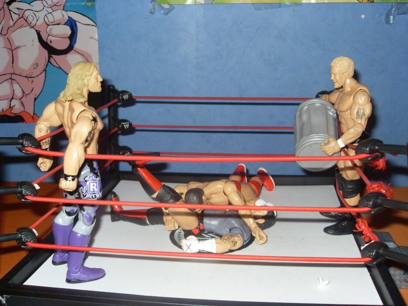 new superstar of wrestling 2011