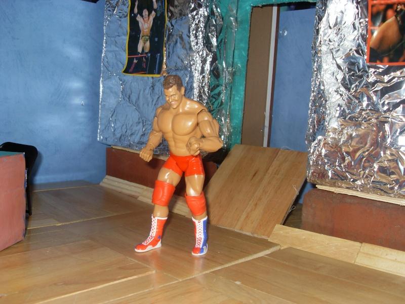 new superstar of wrestling 413