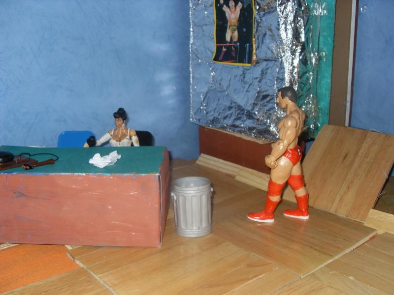 new superstar of wrestling 513