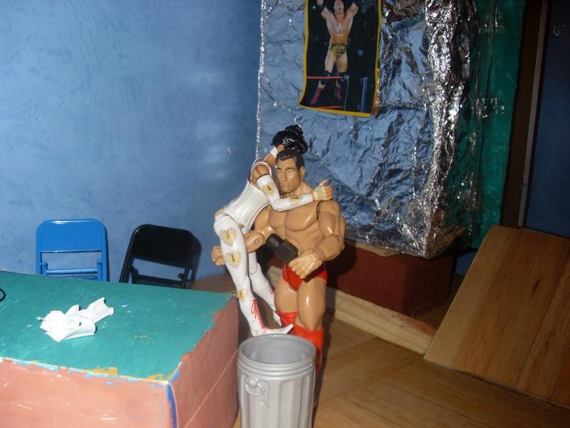 new superstar of wrestling 811
