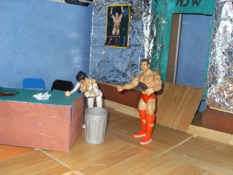 new superstar of wrestling 911