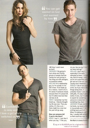 Glamour Magazine [5 Nov 2009] 46024211