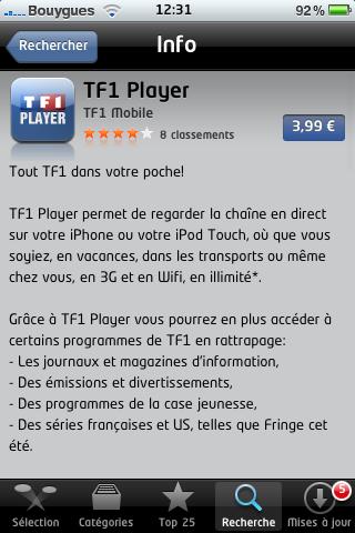 [APP] TF1 player, le voilà ! Img_0110
