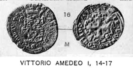 Victor Amédée 1er de Savoie Italic10