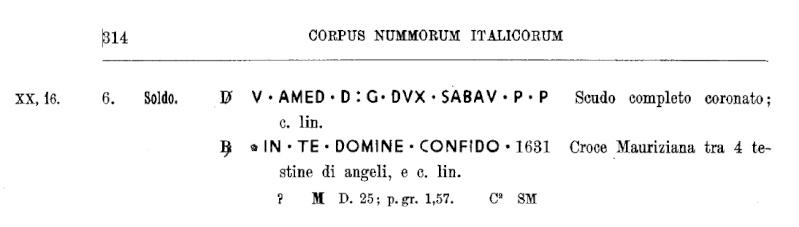 Victor Amédée 1er de Savoie Italic11