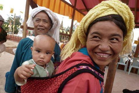 Birmanie: la puissante minorité des Wa veut son Etat 52206010