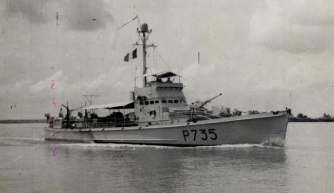 PATROUILLEUR P735 P73513