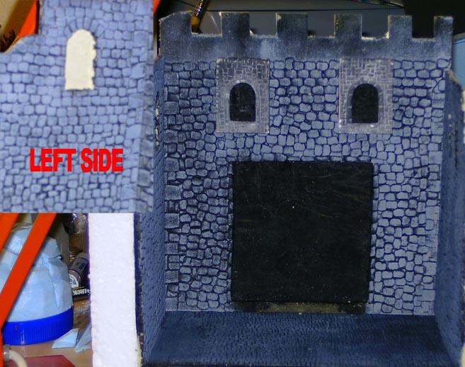 A Diorama in the making Dioram11