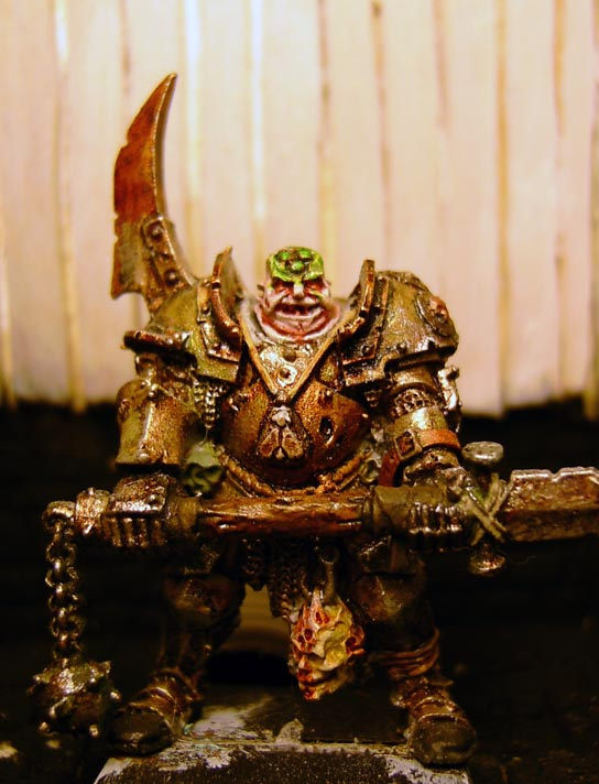 Mr Sinisters WIP on the right spot (Now back in business) - Page 2 Nurgle10