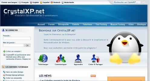 موقع لتزيين الكومبيوتر Crysta10