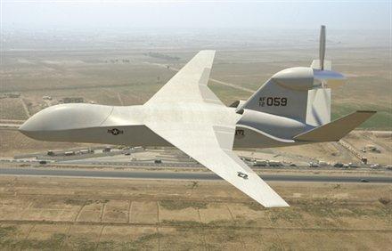 El mayor programa de UAV 114