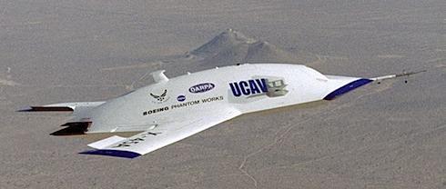 El mayor programa de UAV 313