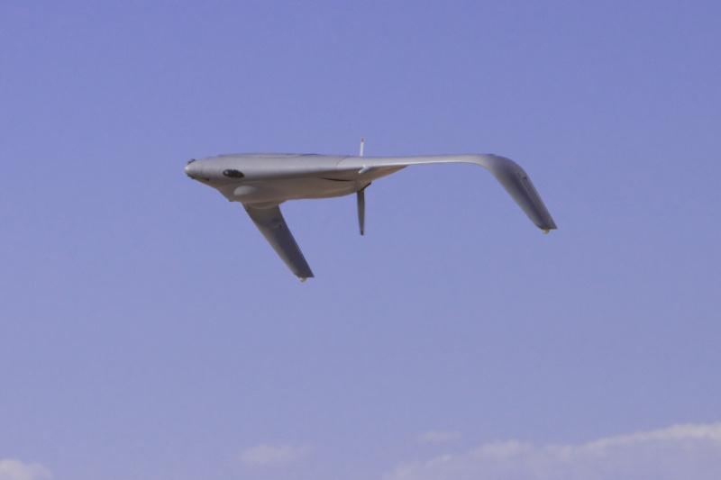El mayor programa de UAV 413