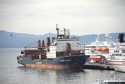 El futuro del Irizar y la incorporación de un buque polar 86576710
