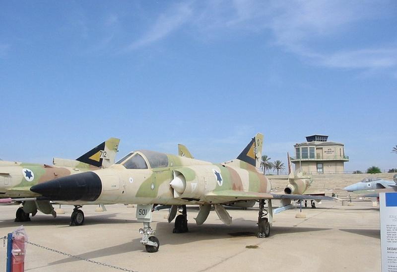 """El mirage V """" dagger """" utilizado en la fuerza aerea israeli es de fabricacion francesa? Dagger10"""