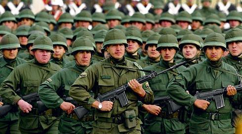 "Militares argentinos podrán concurrir al ""Ombudsman"" Eadesf10"