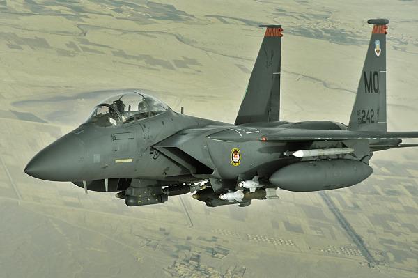 U.S.A.F.  (united state air force) F-15e10