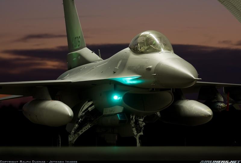 U.S.A.F.  (united state air force) F-1610