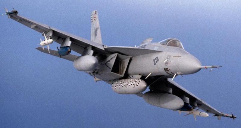 Oferta de Boeing a Brasil F-1810