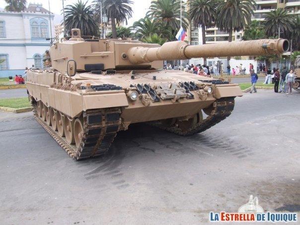 Fuerzas Armadas Chilenas Ffaac410