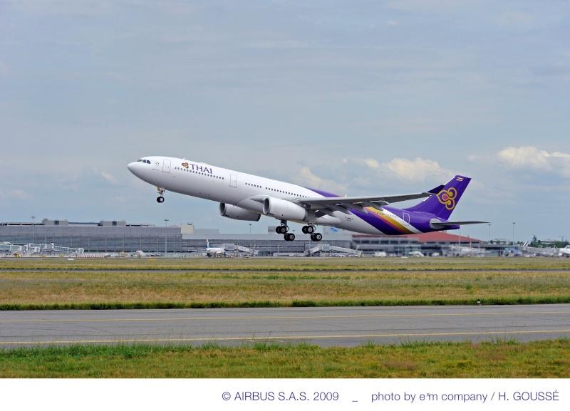 Airbus entrega el avión de la Familia A330/A340 número 1000 Foro11